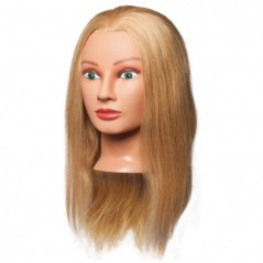 Charlize Blonde Hair Female Mannequin Head