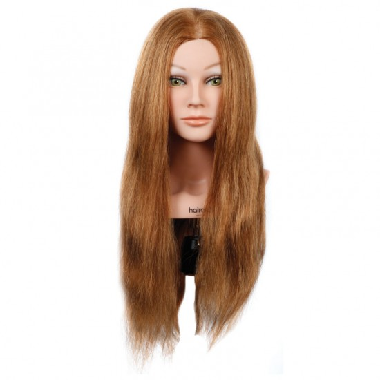 "Hairart 20"" Hair Competition Shoulder Mannequin Head"