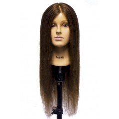 Hairart Bella Long Hair Mannequin Head