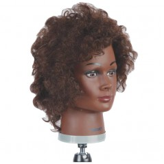 Hairart Tracy Afro Curly Hair Mannequin Head