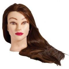 Super Long Hair Braiding Mannequin Head